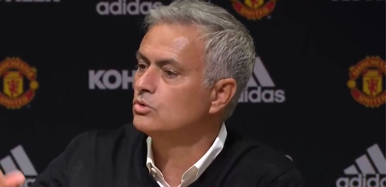 Premier League, Mourinho è un diavolo in conferenza