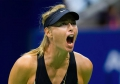 US Open, Sharapova regina di notte